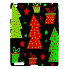 Merry Xmas Apple iPad 3/4 Hardshell Case