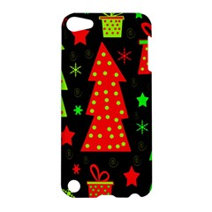 Merry Xmas Apple iPod Touch 5 Hardshell Case