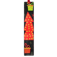 Merry Xmas Large Book Marks