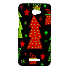 Merry Xmas HTC Butterfly X920E Hardshell Case