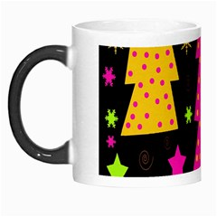 Colorful Xmas Morph Mugs