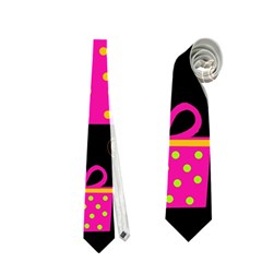 Colorful Xmas Neckties (Two Side)