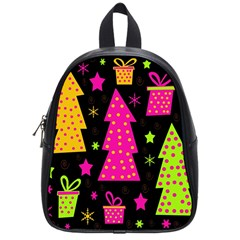 Colorful Xmas School Bags (Small)