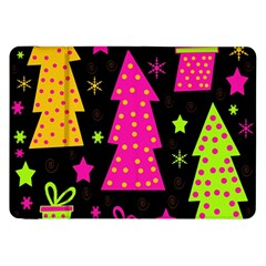 Colorful Xmas Samsung Galaxy Tab 8.9  P7300 Flip Case