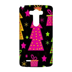 Colorful Xmas LG G3 Hardshell Case