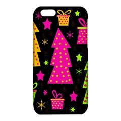 Colorful Xmas iPhone 6/6S TPU Case
