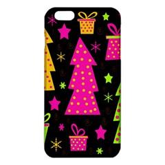 Colorful Xmas iPhone 6 Plus/6S Plus TPU Case