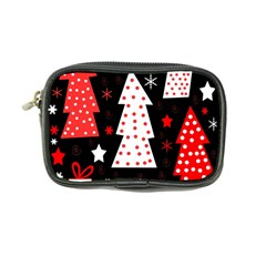 Red playful Xmas Coin Purse