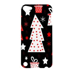 Red playful Xmas Apple iPod Touch 5 Hardshell Case