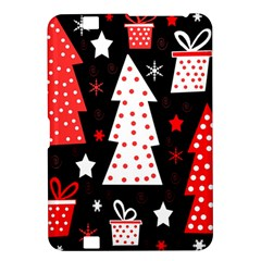 Red playful Xmas Kindle Fire HD 8.9