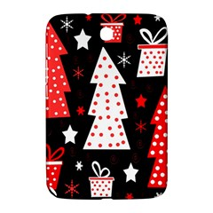 Red playful Xmas Samsung Galaxy Note 8.0 N5100 Hardshell Case