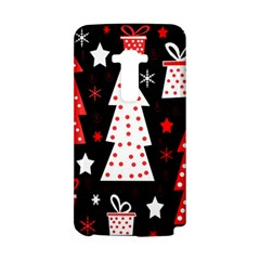 Red playful Xmas LG G Flex