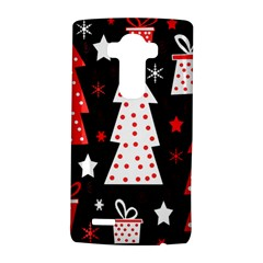 Red playful Xmas LG G4 Hardshell Case