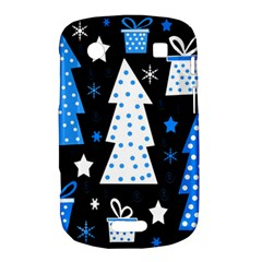 Blue playful Xmas Bold Touch 9900 9930
