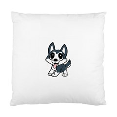 Pomsky Cartoon Standard Cushion Case (Two Sides)