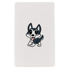 Pomsky Cartoon Kindle Fire (1st Gen) Hardshell Case
