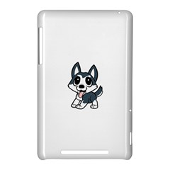 Pomsky Cartoon Nexus 7 (2012)
