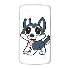 Pomsky Cartoon LG Nexus 4