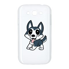 Pomsky Cartoon Samsung Galaxy Grand DUOS I9082 Hardshell Case