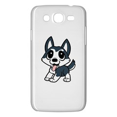 Pomsky Cartoon Samsung Galaxy Mega 5.8 I9152 Hardshell Case