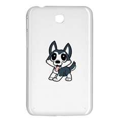 Pomsky Cartoon Samsung Galaxy Tab 3 (7 ) P3200 Hardshell Case