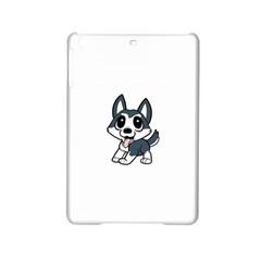 Pomsky Cartoon iPad Mini 2 Hardshell Cases