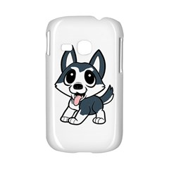 Pomsky Cartoon Samsung Galaxy S6310 Hardshell Case