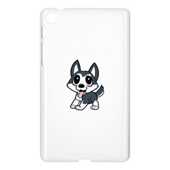 Pomsky Cartoon Nexus 7 (2013)