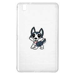 Pomsky Cartoon Samsung Galaxy Tab Pro 8.4 Hardshell Case