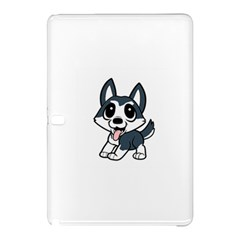 Pomsky Cartoon Samsung Galaxy Tab Pro 12.2 Hardshell Case