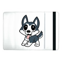 Pomsky Cartoon Samsung Galaxy Tab Pro 10.1  Flip Case