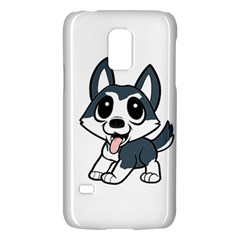Pomsky Cartoon Galaxy S5 Mini