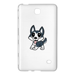 Pomsky Cartoon Samsung Galaxy Tab 4 (8 ) Hardshell Case