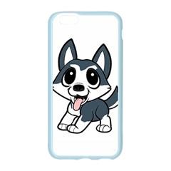 Pomsky Cartoon Apple Seamless iPhone 6/6S Case (Color)