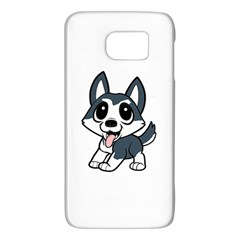 Pomsky Cartoon Galaxy S6