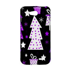 Purple Playful Xmas LG L90 D410