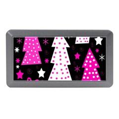 Pink playful Xmas Memory Card Reader (Mini)
