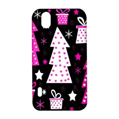 Pink playful Xmas LG Optimus P970
