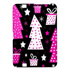 Pink playful Xmas Kindle Fire HD 8.9