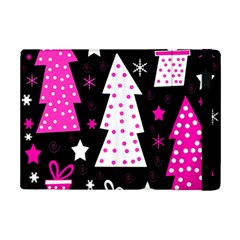 Pink playful Xmas iPad Mini 2 Flip Cases