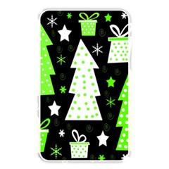 Green Playful Xmas Memory Card Reader