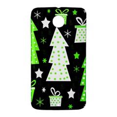 Green Playful Xmas Nexus 6 Case (White)