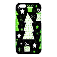 Green Playful Xmas iPhone 6/6S TPU Case