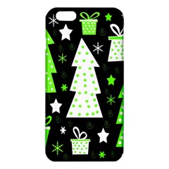 Green Playful Xmas iPhone 6 Plus/6S Plus TPU Case