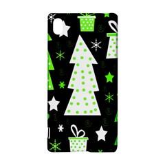 Green Playful Xmas Sony Xperia Z3+