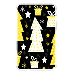 Yellow playful Xmas Memory Card Reader