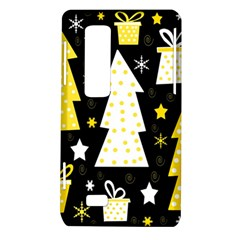 Yellow playful Xmas LG Optimus Thrill 4G P925