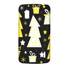 Yellow playful Xmas LG Nexus 4
