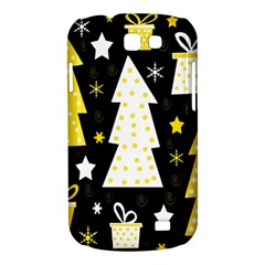 Yellow playful Xmas Samsung Galaxy Express I8730 Hardshell Case