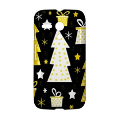 Yellow playful Xmas Motorola Moto G